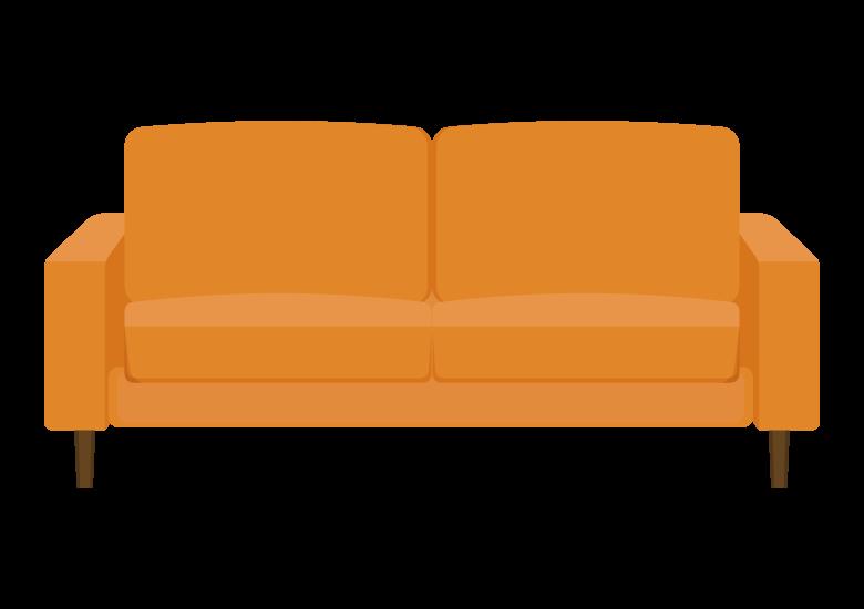 ソファーtwo-seat-sofa_10497